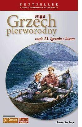 Okładka książki Igranie z losem
