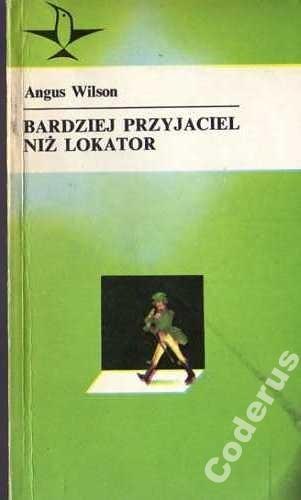 Okładka książki Bardziej przyjaciel niż lokator