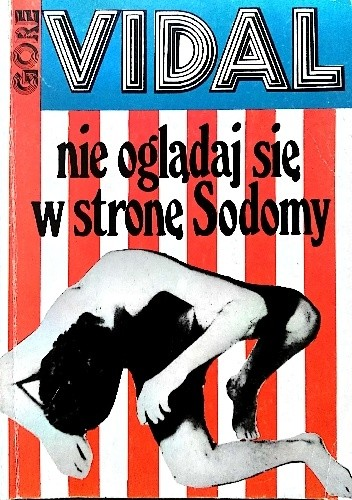 Okładka książki Nie oglądaj się w stronę Sodomy