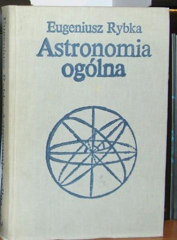 Okładka książki Astronomia ogólna