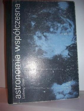 Okładka książki Astronomia Współczesna