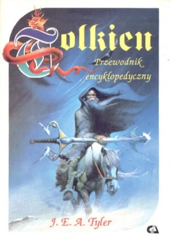 Okładka książki Tolkien. Przewodnik Encyklopedyczny