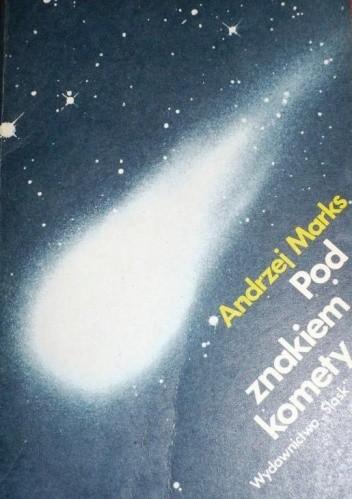 Okładka książki Pod znakiem komety