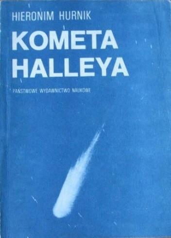 Okładka książki Kometa Halleya
