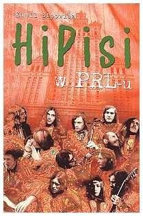 Okładka książki Hipisi w PRL-u