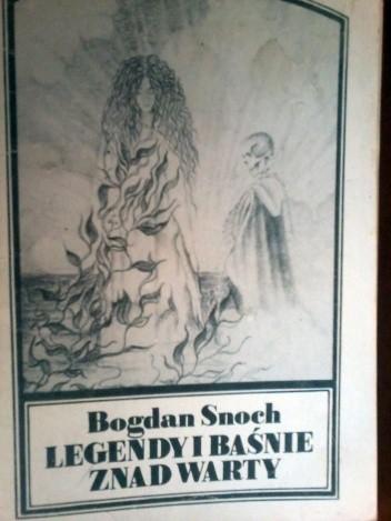 Okładka książki Legendy i Baśnie z nad Warty