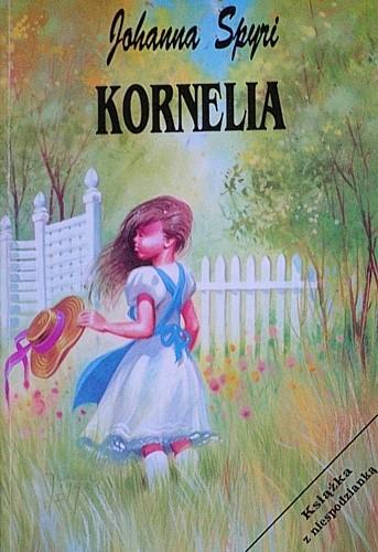 Okładka książki Kornelia