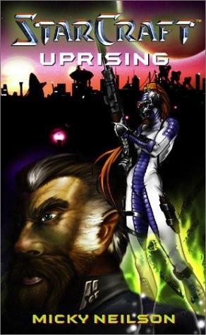 Okładka książki StarCraft: Uprising