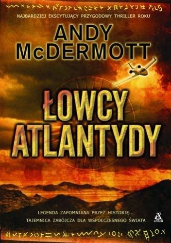 Okładka książki Łowcy Atlantydy