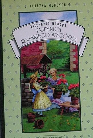 Okładka książki Tajemnica Rajskiego Wzgórza