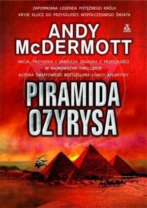 Okładka książki Piramida Ozyrysa