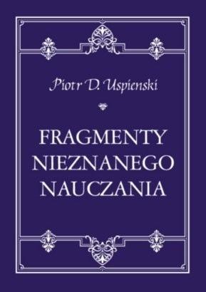 Okładka książki Fragmenty Nieznanego Nauczania