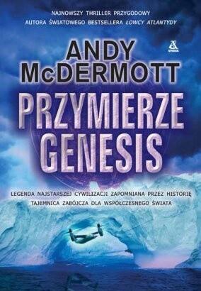 Okładka książki Przymierze Genesis