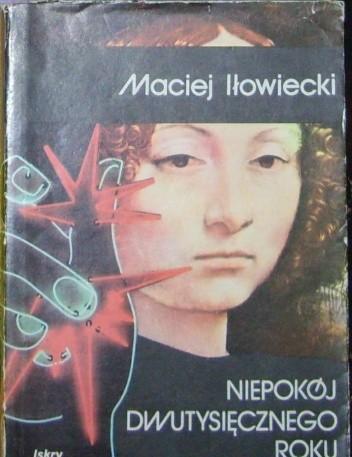 Okładka książki Niepokój dwutysięcznego roku