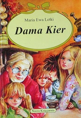 Okładka książki Dama Kier