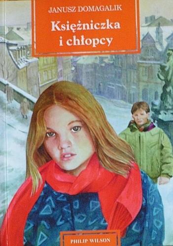 Okładka książki Księżniczka i chłopcy
