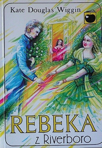 Okładka książki Rebeka z Riverboro