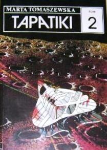 Okładka książki Tapatiki t.2