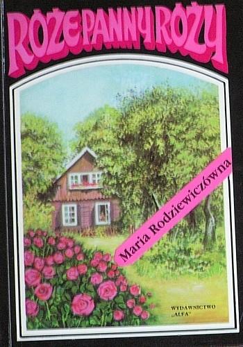 Okładka książki Róże panny Róży