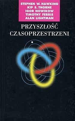 Okładka książki Przyszłość czasoprzestrzeni