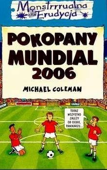 Okładka książki Pokopany mundial 2006