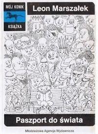 Okładka książki Paszport do świata