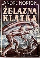 Okładka książki Żelazna klatka