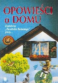 Okładka książki Opowieści o domu