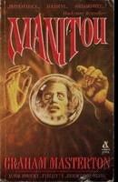 Okładka książki Manitou