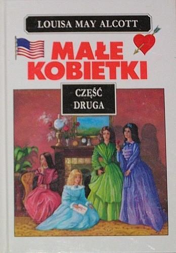 Okładka książki Małe kobietki, część druga