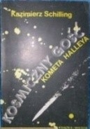 Okładka książki Kosmiczny gość kometa Halleya
