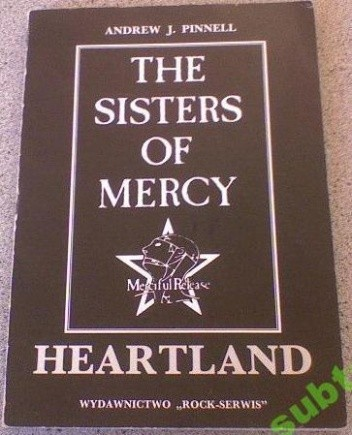 Okładka książki Heartland - The Sisters of Mercy
