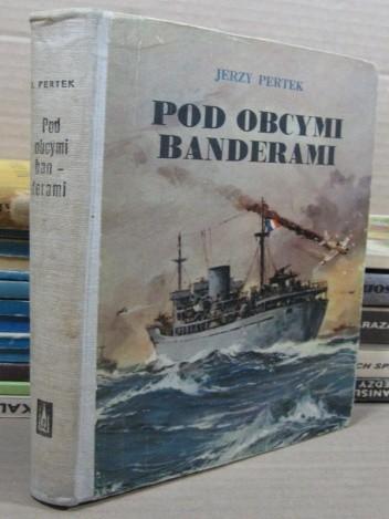 Okładka książki Pod obcymi banderami