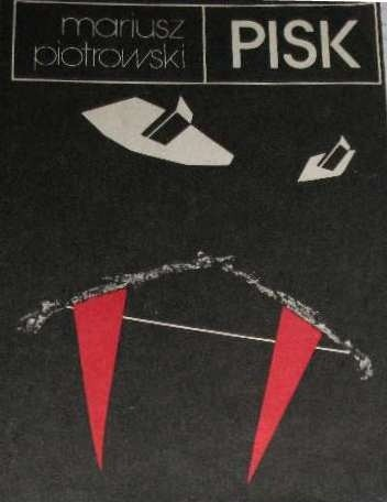 Okładka książki Pisk
