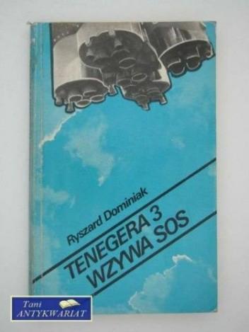 Okładka książki Tenegera 3 wzywa SOS