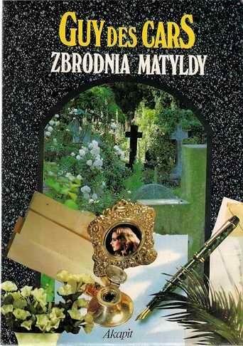 Okładka książki Zbrodnia Matyldy