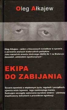 Okładka książki Ekipa do zabijania