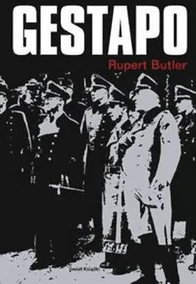 Okładka książki Gestapo