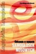 Okładka książki Ćwiczenia w wymowie samogłosek nosowych