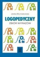 Okładka książki Logopedyczny zbiór wyrazów