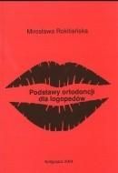 Okładka książki Podstawy ortodoncji dla logopedów