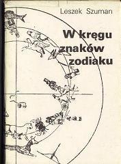 Okładka książki W kręgu znaków zodiaku
