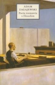 Okładka książki Poeta rozmawia z filozofem