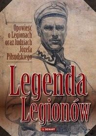 Okładka książki Legenda legionów