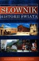 Okładka książki Słownik historii świata