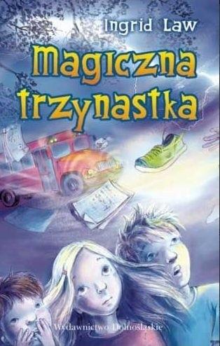 Okładka książki Magiczna Trzynastka