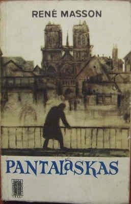 Okładka książki Pantalaskas