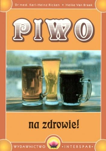 Okładka książki Piwo: na zdrowie!