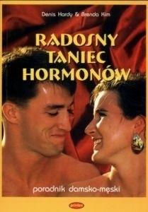 Okładka książki Radosny taniec hormonów