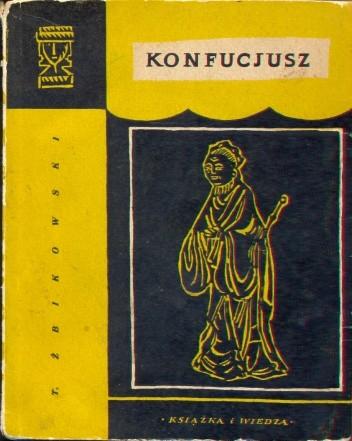 Okładka książki Konfucjusz